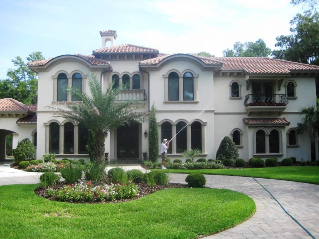 Pressure Washing Biltmore Home Gainesville, FL