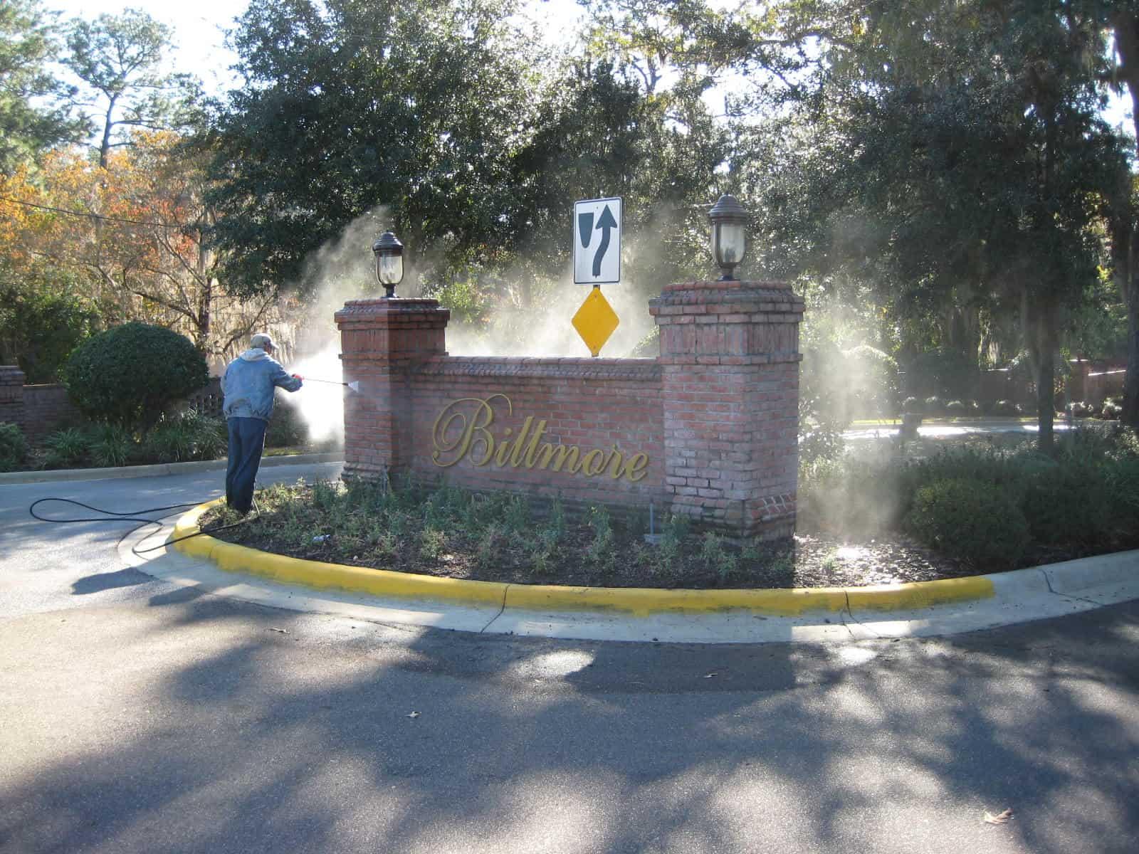 Biltmore Entrance