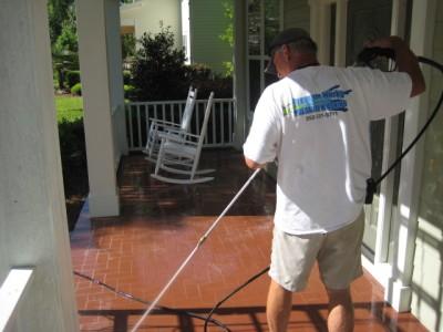 High Pressure Brick Cleaner