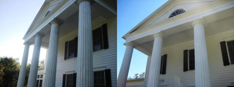 Pressure Cleaning Pillars Gainesville, FL
