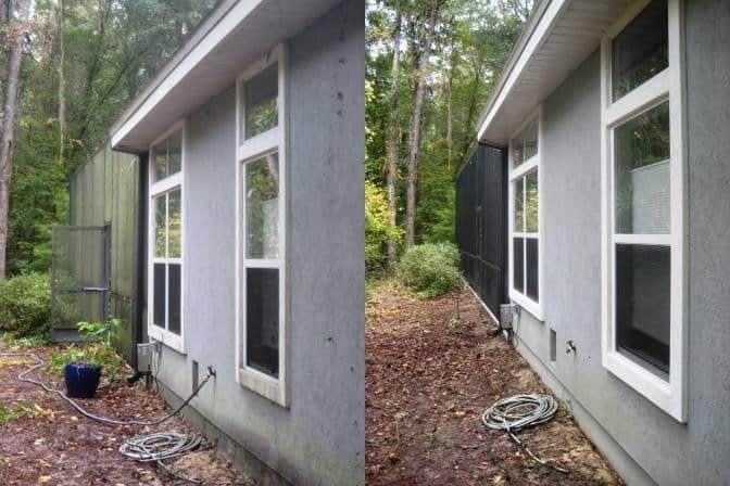 Pressure Washing Screen Porch Gainesville, FL