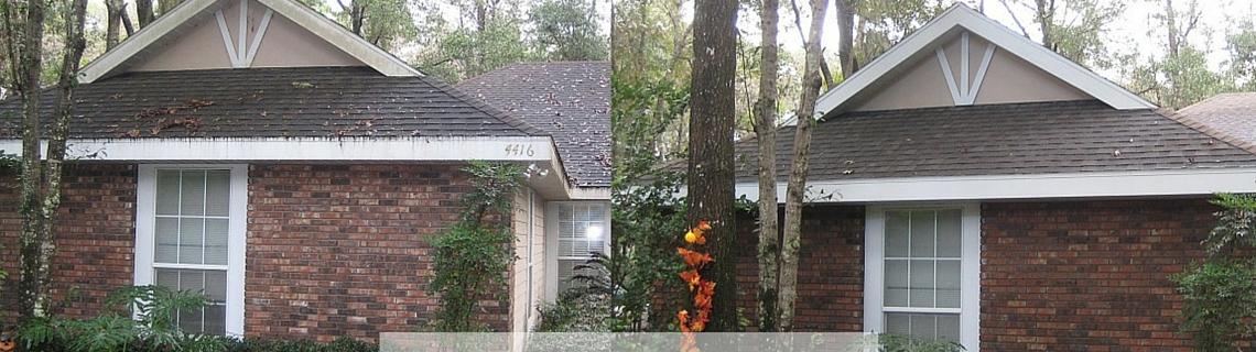 residential power washing, gainesville, fl