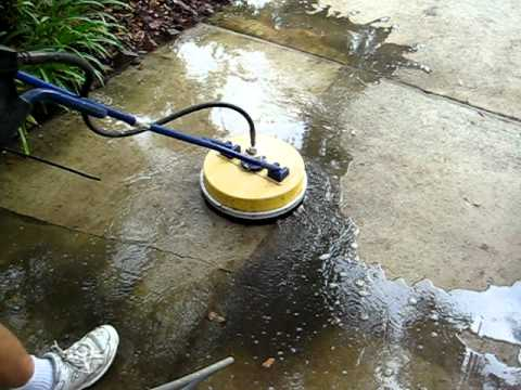 Pressure Scrubbing Driveway, Gainesville, FL